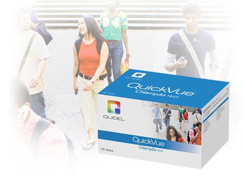 Quickvue Chlamydia Test Quidel